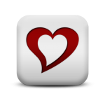 123068 matte red and white square icon culture heart double 150x150 Setting up a Wordpress Blog Was More Complex Than My First Year in Chiropractic College